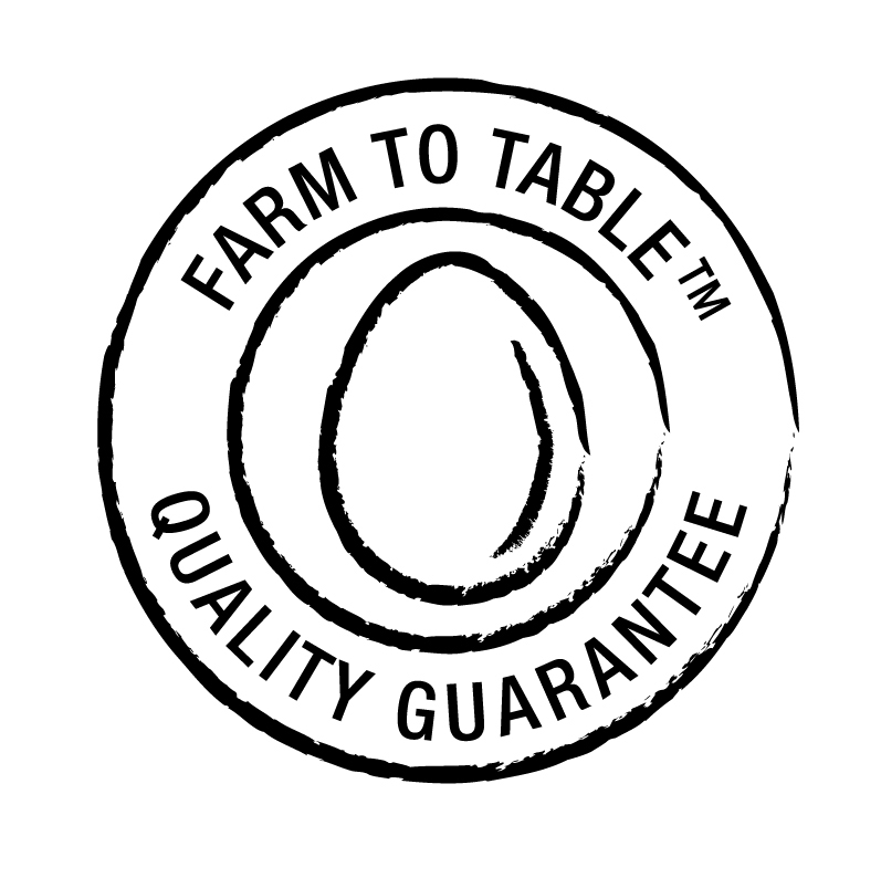 Farm To Table Quality Guarantee